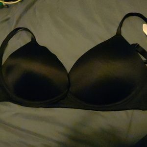 36c black bra Victoria's Secret Pink